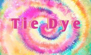 banner blog tie dye